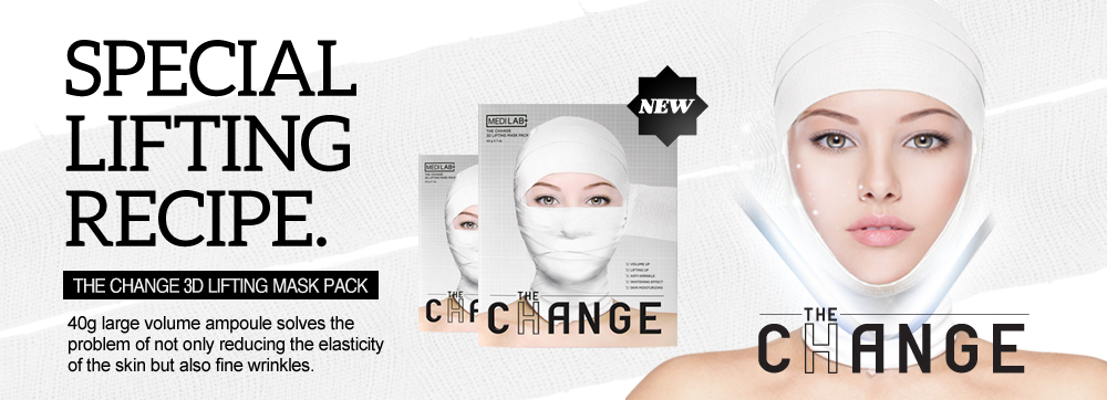 MEDI LAB The Change 3D Lifting Mask Pack